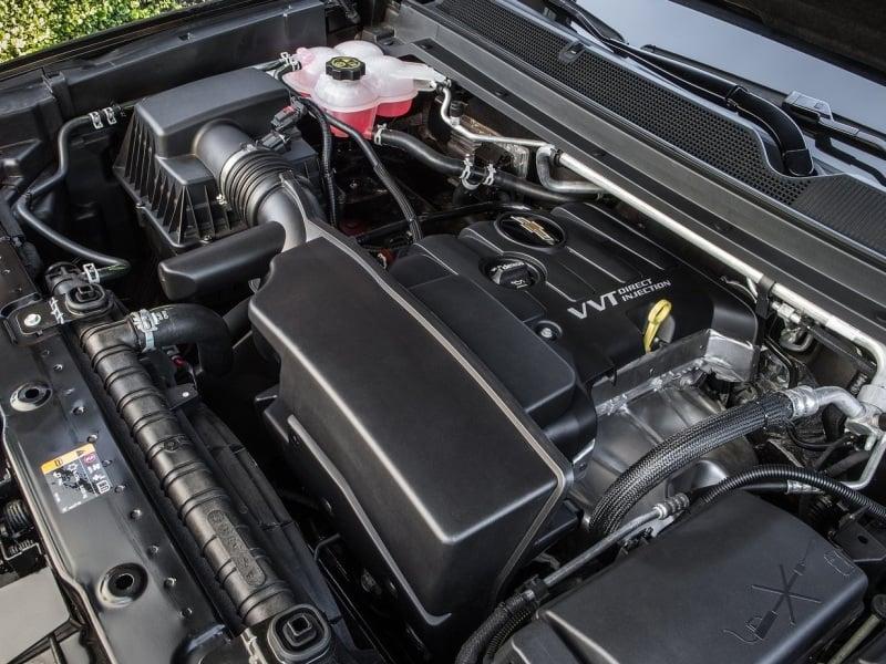 2015 Chevrolet Colorado Performance