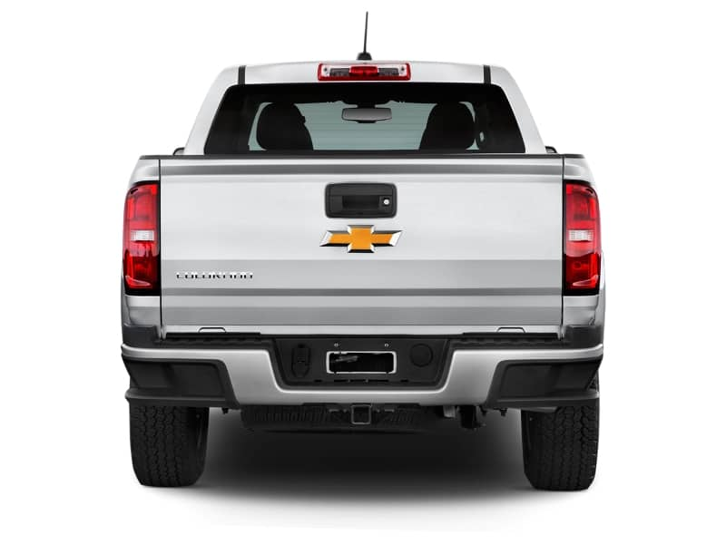 2015 Chevrolet Colorado Safety