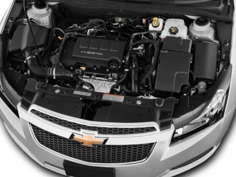 2015 Chevrolet Cruze Performance