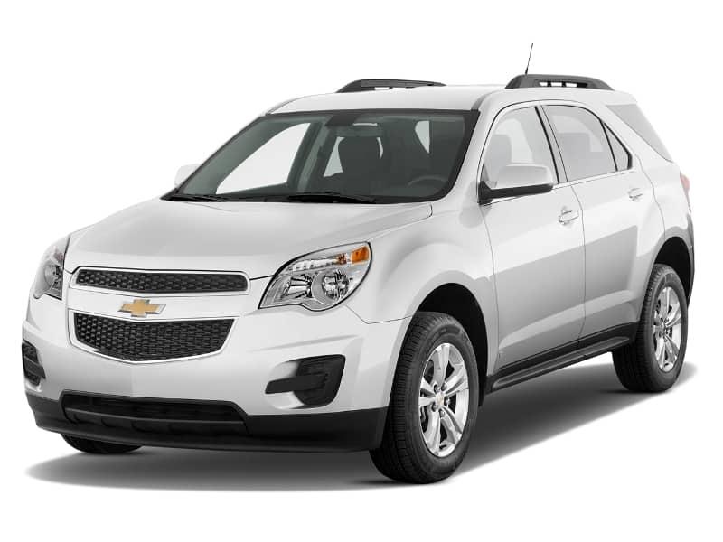 2015 Chevrolet Equinox Exterior
