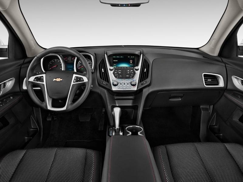 2015 Chevrolet Equinox Features