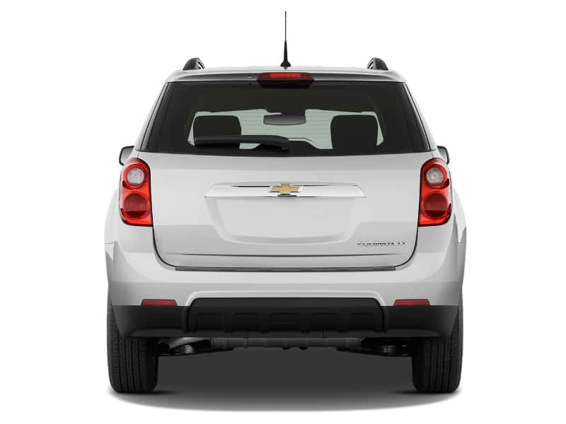 2015 Chevrolet Equinox Safety