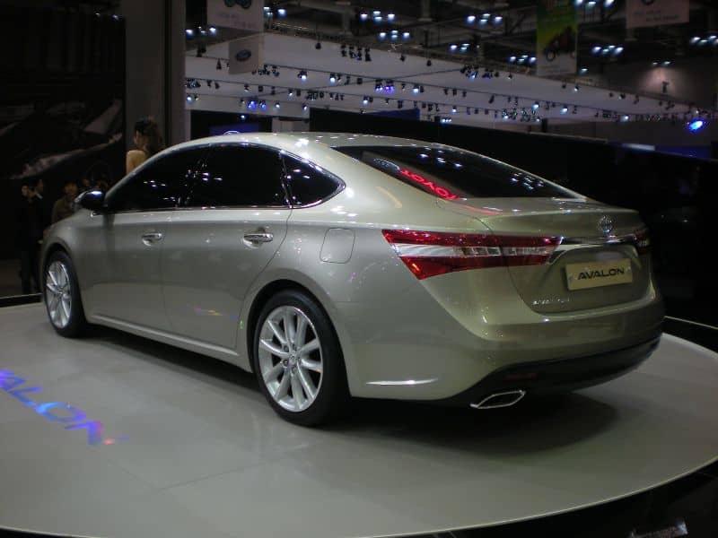 2015 Chevrolet Impala Competitor