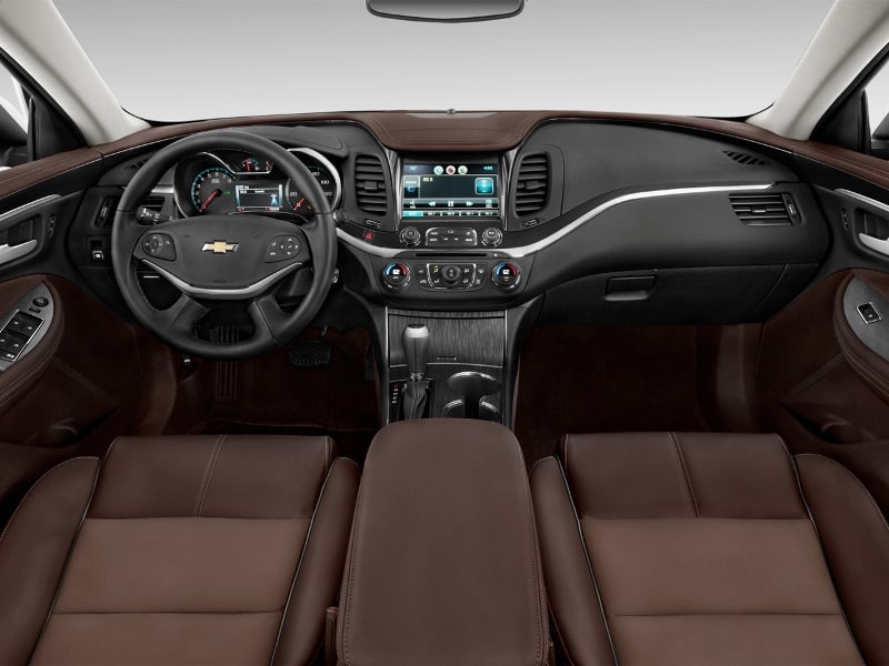 2015 Chevrolet Impala Features