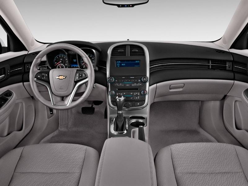 2015 Chevrolet Malibu Features