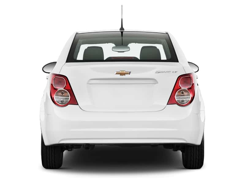 2015 Chevrolet Sonic Safety