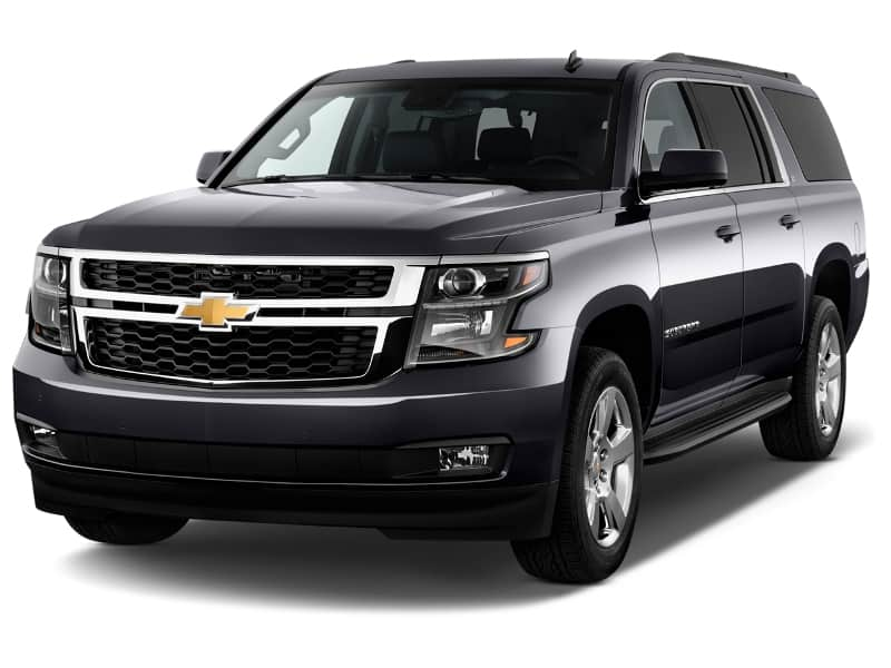 2015 Chevrolet Suburban Exterior