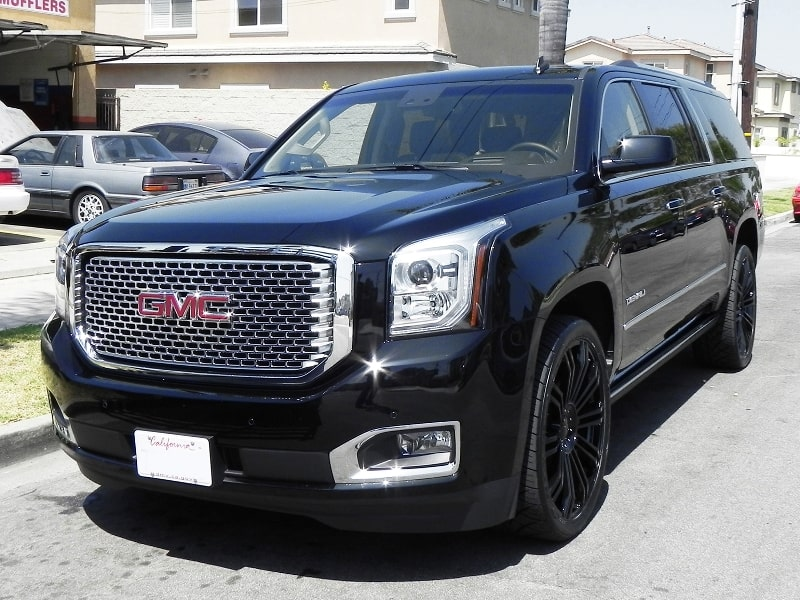 2015 Chevrolet Tahoe Competitor