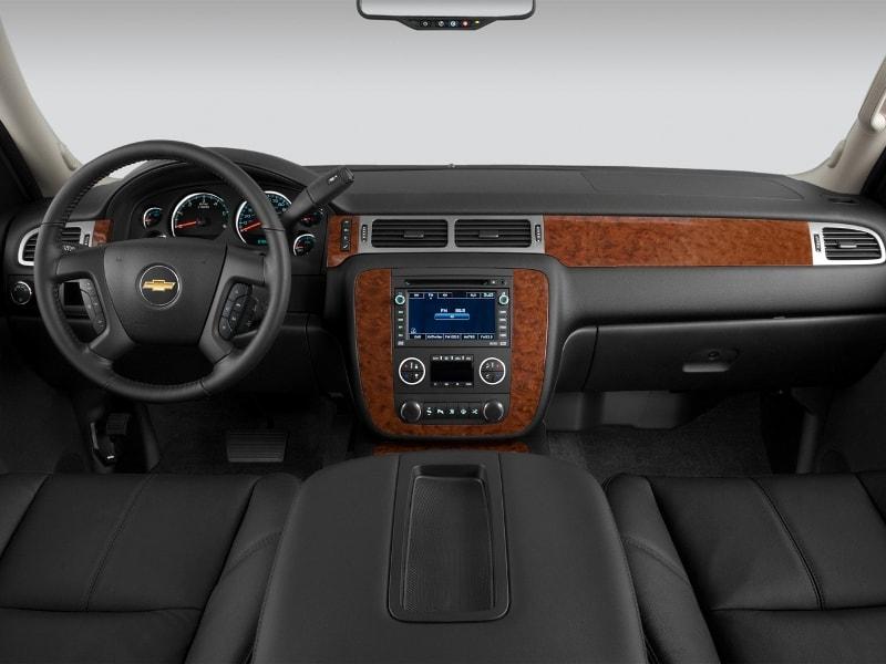 2015 Chevrolet Tahoe Features