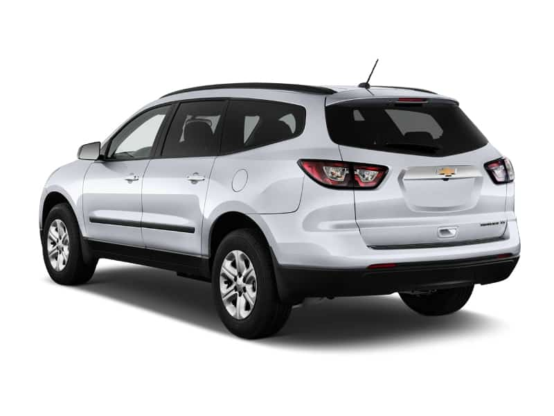 2015 Chevrolet Traverse Safety
