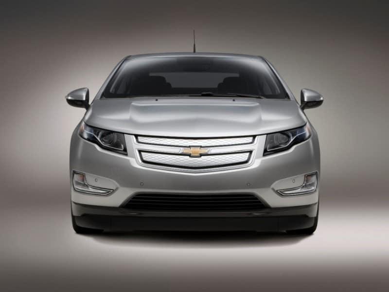 2015 Chevrolet Volt Exterior