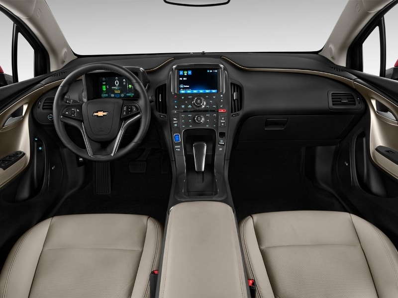 2015 Chevrolet Volt Features