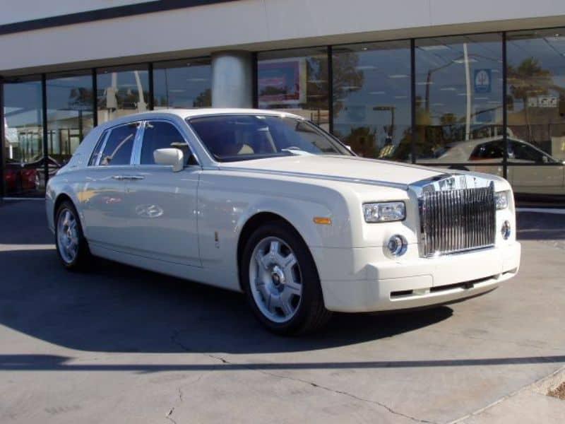 Rolls Royce Phantom Sedan