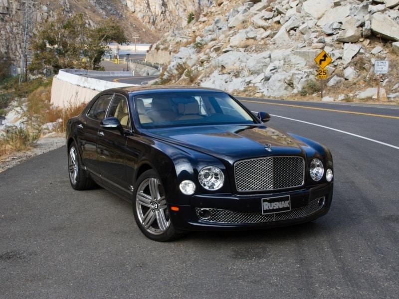 Rolls Royce Phantom Sedan Competitor