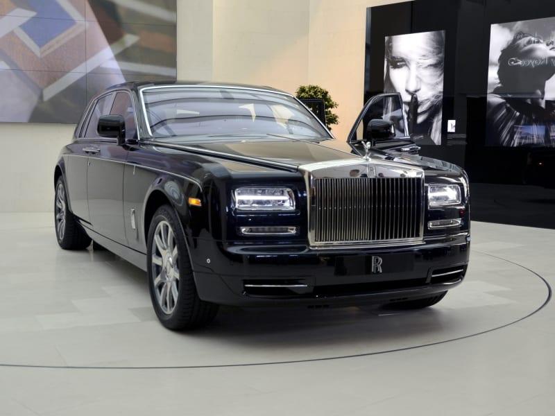Rolls Royce Phantom Sedan Safety