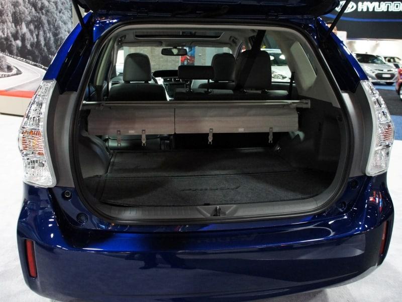 2012 Toyota Prius  Safety
