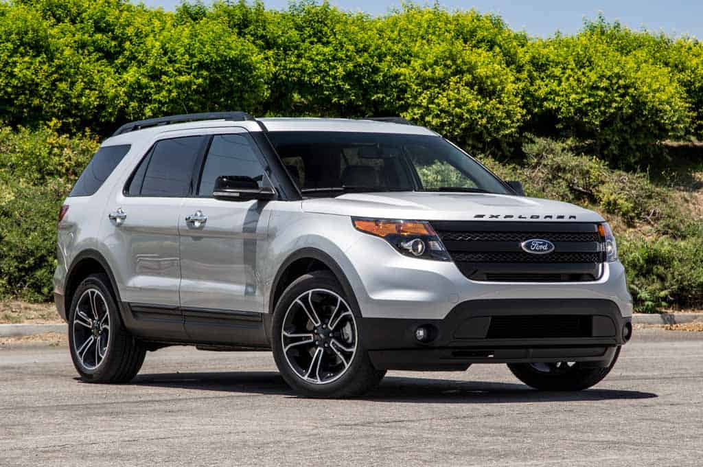 2015 Ford Explorer Review Global Cars Brands