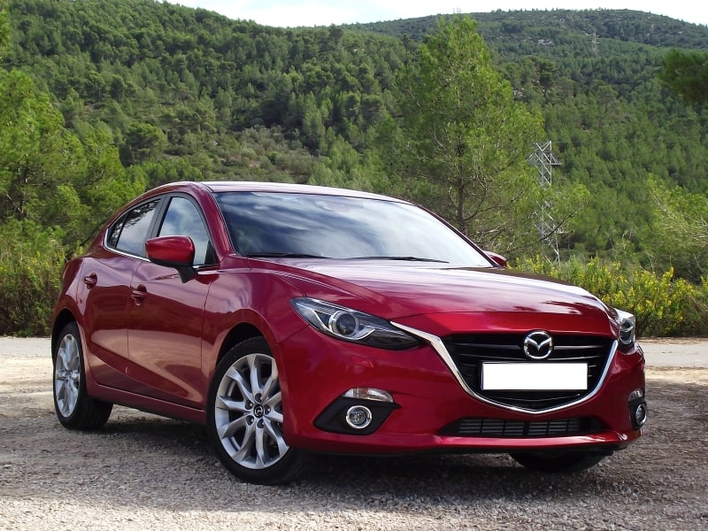 2014 Mazda3 i Sport