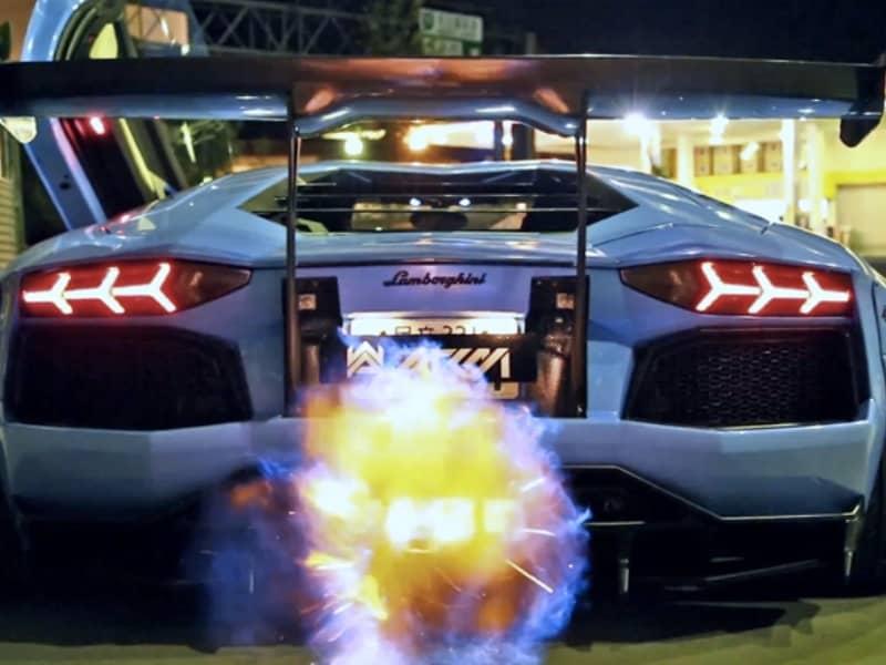 2015 Lamborghini Aventador Performance
