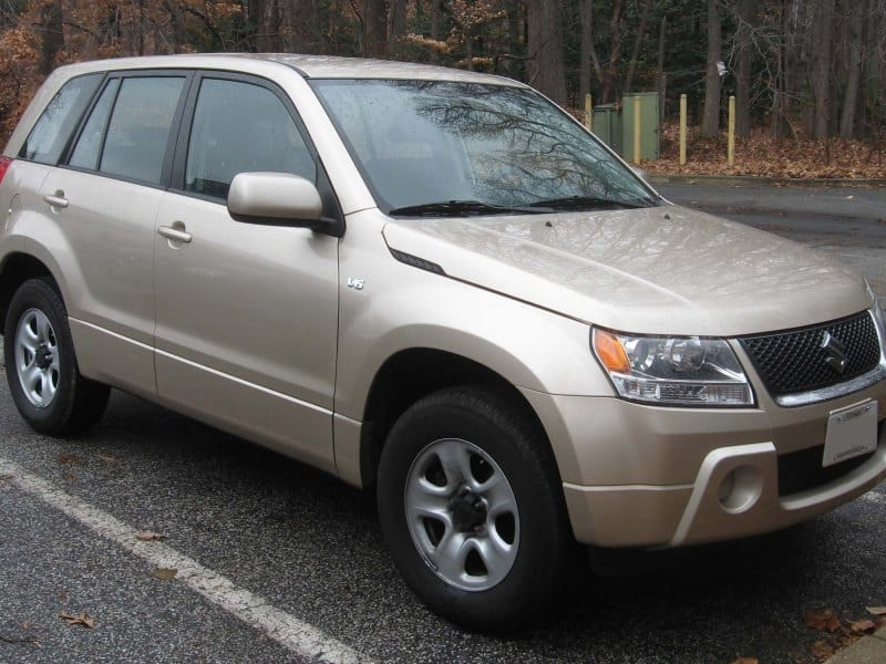2016 Subaru Forester Competitor