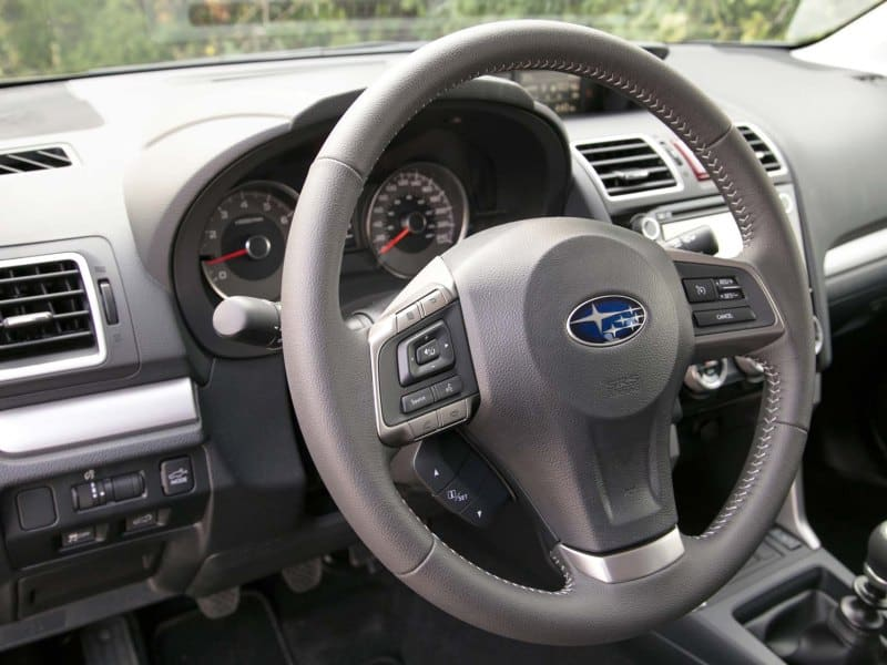 2016 Subaru Forester Features