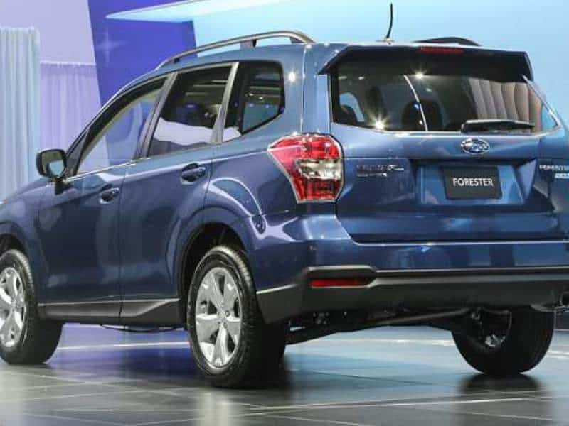 2016 Subaru Forester Safety