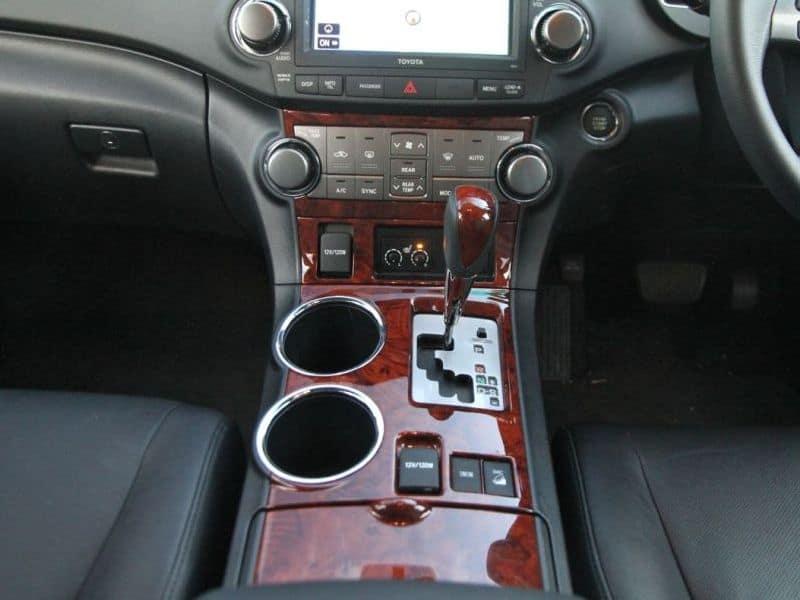 2016 Toyota Highlander Features