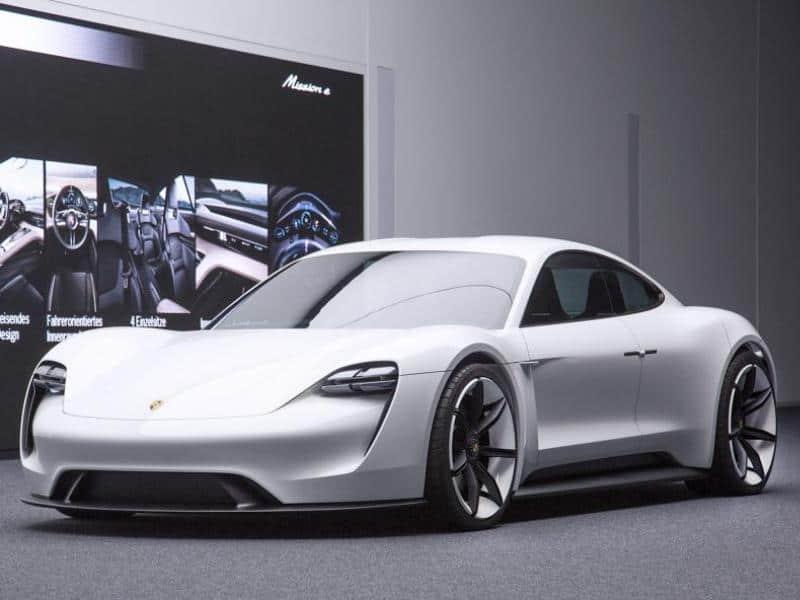 Tesla Model S Competitor