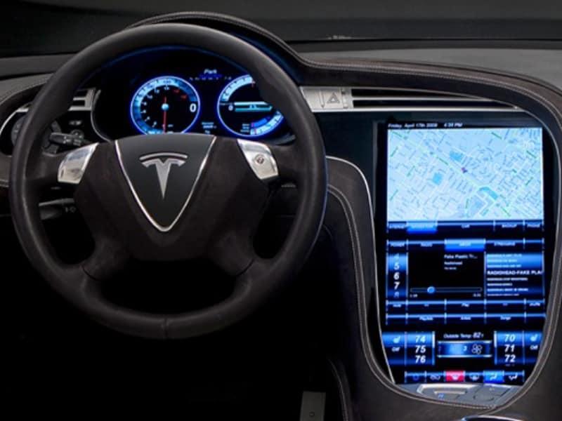 Tesla Model S Features