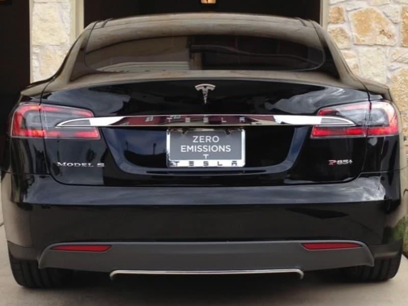 Tesla Model S Safety