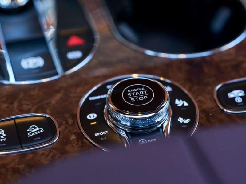 2016 Bentley Bentayga Performance