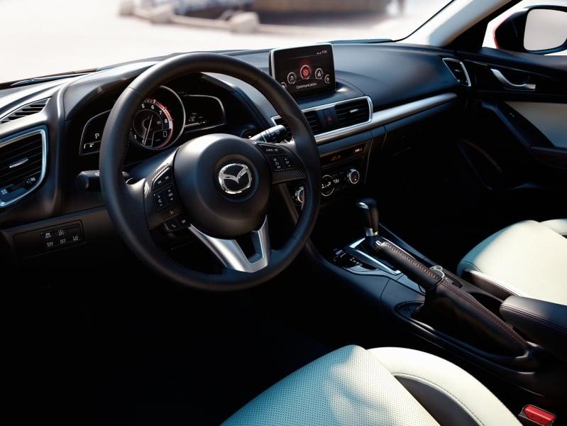 2016 Mazda 3 Features
