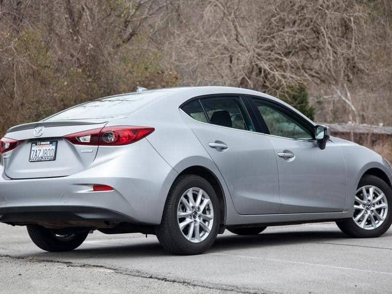 2016 Mazda 3 Safety