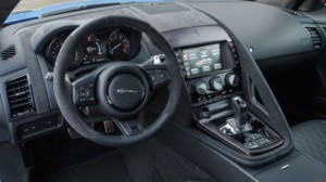 Features of Jaguar F – Type (SVR)