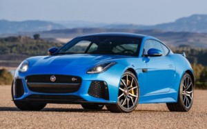 2016 Jaguar F – Type (SVR)