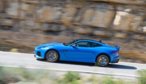 Safety of Jaguar F – Type (SVR)