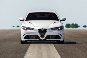 2016 Alfa Romeo Giulia Overview