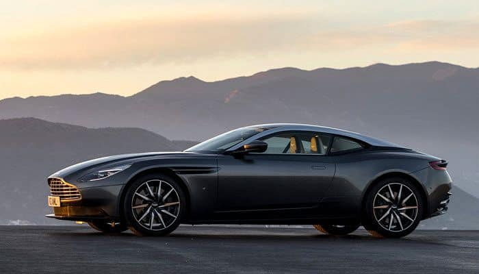 2017 Aston Martin Db11 Review Global Cars Brands
