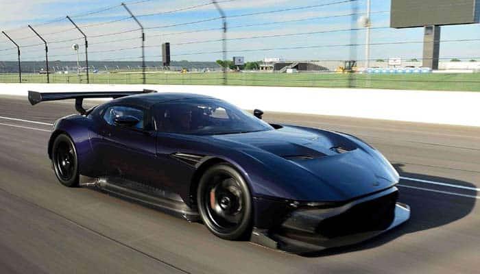 2018 Aston Martin Vulcan Review Global Cars Brands