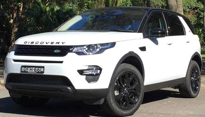 2018 Land Rover Discovery Sport Review Global Cars Brands