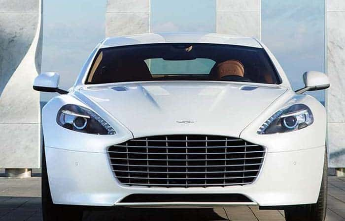 2019 Aston Martin Rapide S Review Global Cars Brands